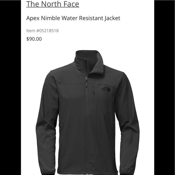 e80529626a The North Face Jackets & Coats   Mens Apex Nimble Jacket   Poshmark